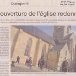 Ouest-France 24/02/2014