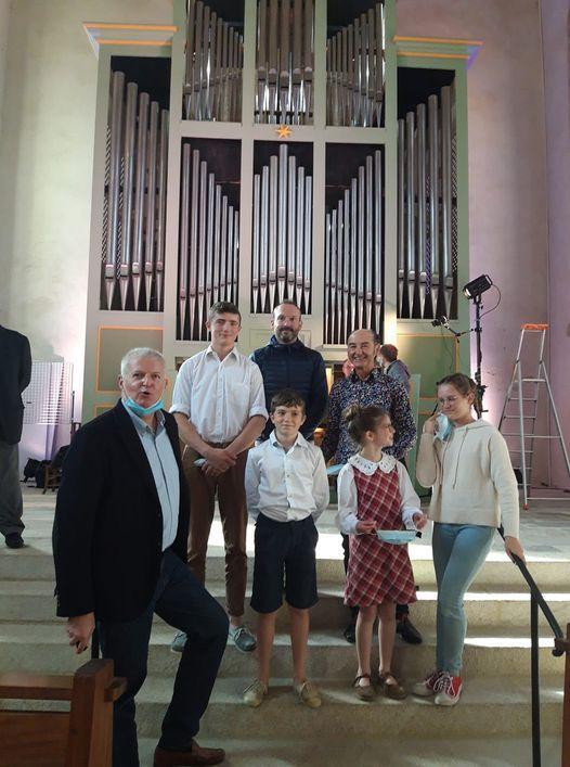 Classe d orgue le 26