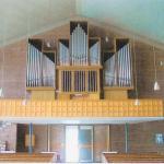 Demontage orgue sept 2005
